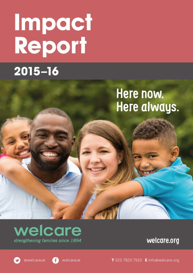 Welcare Impact Report 2015-16