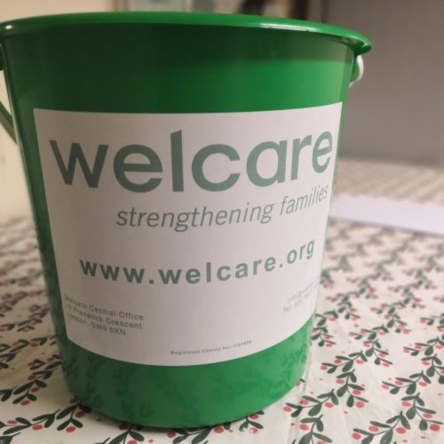 welcare collection bucket